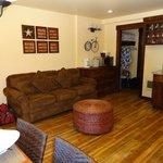 Living room Unit #25