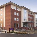 Premier Inn Burton On Trent Central Exterior