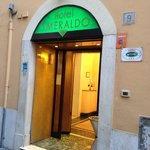 Entrance of Smeraldo