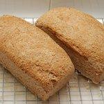 Fresh Baked Whole Wheat Bread