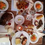 Kleines Steakhaus
