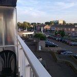 Street Facing Balcony