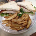 The Alamo sandwich