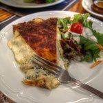 Three Cheese Torte