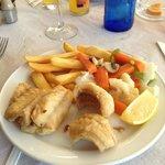 Fried Fish (lacking)