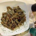 Exquisitos Fetuccini con Boletus