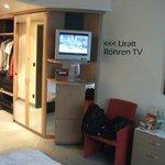 Schlechtes Bild im Uralt-Röhren-TV
