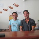 Thai owner and manager