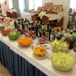 buffet insalate