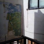 Il muro del pianto ! Vista balcone appartamento 108