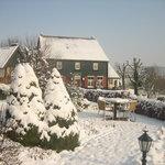 De Smidse in de sneeuw
