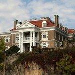 Rockcliffe Mansion - Exterior