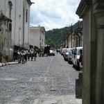 calles de la Antigua
