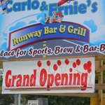 THEIR GRAND OPENING
