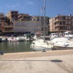 The Harbour/Marina