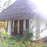 Our beach lodge