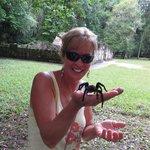 tarantula friend