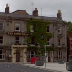 Kings Head from the main square