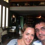Dois no Eris Café
