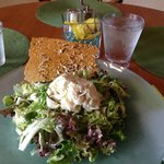 Blue crab salad will change your life-Get it!