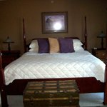 Photo de The Way Less Traveled Bed & Breakfast