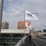 de wandeling vanaf Lille