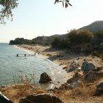 Mikros beach