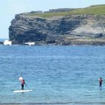 Supping in Kilkee
