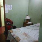 Chambre malodorante