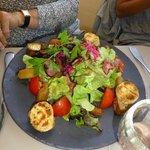 une merveille de salade