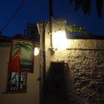 Entrance at Anna's Restaurant