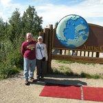 At the Arctic Circle
