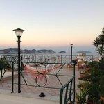 Villa Ersilia al tramonto