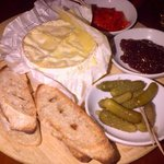 Baked Camembert, Delicious!