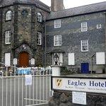 Eagles Hotel, Llanrwst