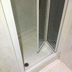 Shower in room 11