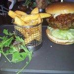 Pullee bbq pork burger....delicious