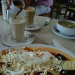 Me gustan mucho sus Chilaquiles.....