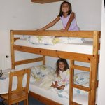 Kids and bunk beds = WIN!