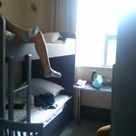 4 people dormitory