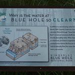 Blue hole explanation ...