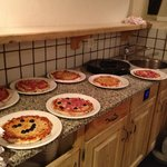 Kinderpizzas