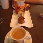 Espresso and Small Desserts