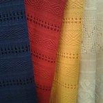 Textil. Rebozo.
