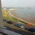 sea view from room 8