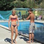 Het lekker zwembad