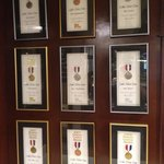 Many awards - here are some of them