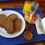 Vassoio per la colazione
