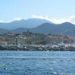 Au départ de St Florent