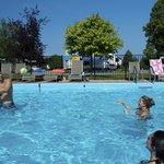 Fun in Swimming Pool